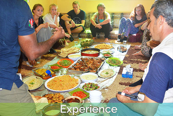 Experience-Arabic-Local-Food
