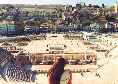 Amman-Roman-Amphitheatre
