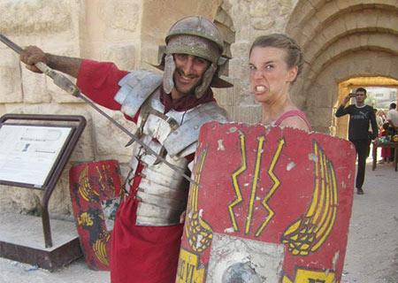 Jerash-Roman