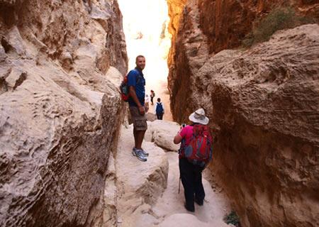 Petra-Canyon