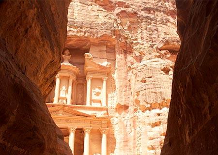 Petra-Siq-Canyon