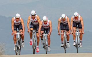 cycling triathlon