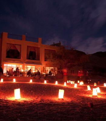 Feynan Eco Lodge, Dana Reserve, Jordan