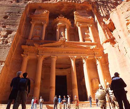 Petra-Eco-Hike-of-the-Holy-Land-Experience-Jordan