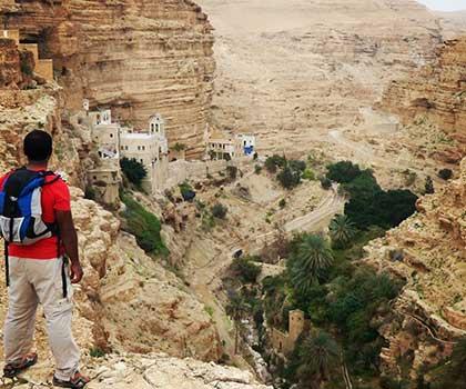 Wadi-Qelt