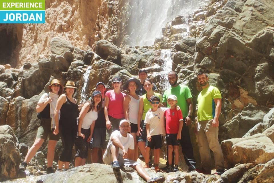 Wadi Himara Lower Trail