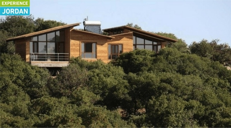ajloun forest reserve cabin