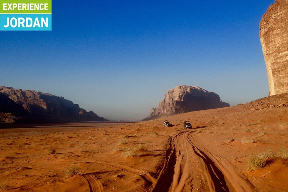 Experience Jordan Wadi Rum Jeep Tour