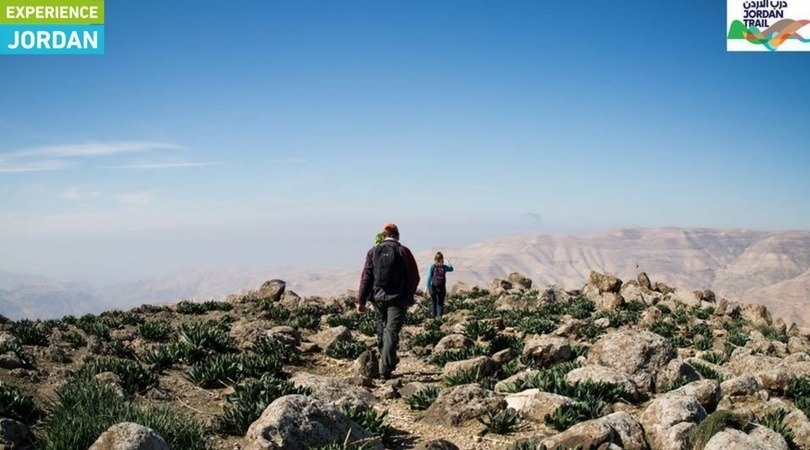 Experience Jordan Hike in the South of Jordan