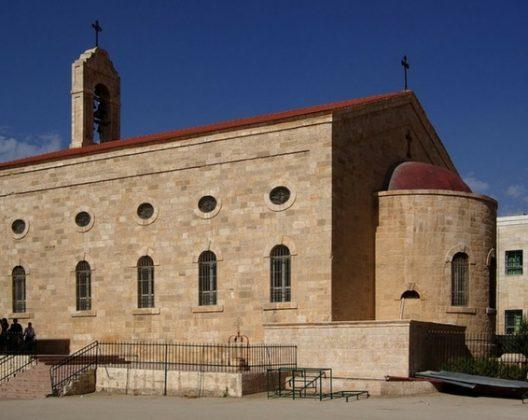 St. George Church Madaba