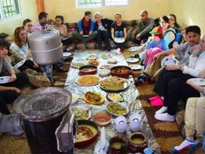 Ajloun-Lunch