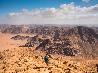 Umm Al Dami- Wadi Rum