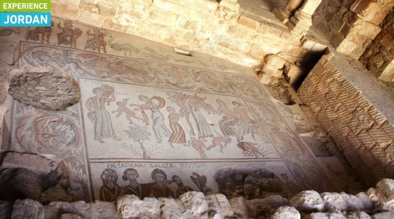 Archeologocial Site Madaba