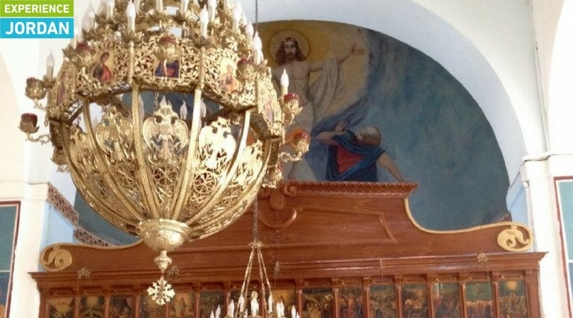 Orthodox Church madaba
