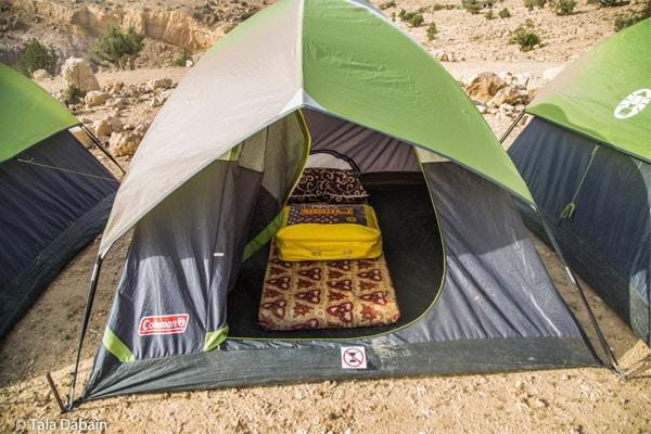 Wilderness-Tent