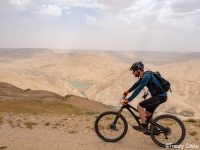 Bicycle Karak to Wadi Hasa
