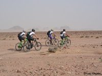 Petra-Cycle Rajif to Wadi Rum